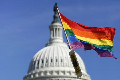 Самая высокая концентрация геев зафиксирована в столице США