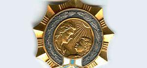 Орденом Матери в Беларуси награждены 7 тыс. 219 женщин