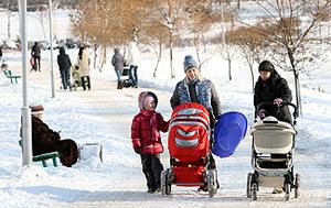Демографические показатели в Беларуси за 2012 год