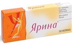 Ярина-дроспиренон: гормональные контрацептивы увеличивают риск тромбообразования