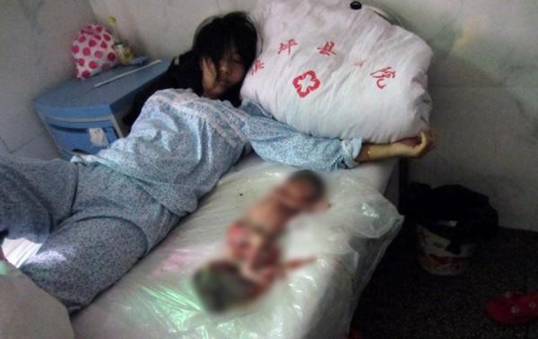 В Китае с 1971 года официально совершили 330 млн. абортов