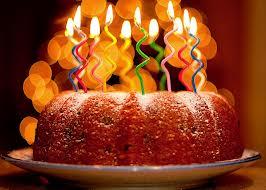 Наши традиции. А как вы отмечаете день рождения своих детей?