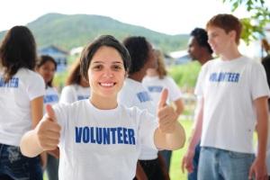 Волонтерство улучшает здоровье подростков