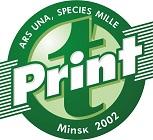 Логотип Т-Принт