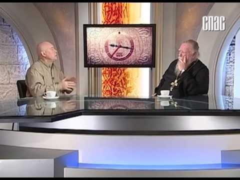 Диалог под часами. Актер Виктор Сухоруков и протоиерей Дмитрий Смирнов