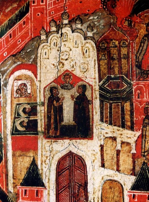 8 июля - День памяти святых благоверных супругов Петра и Февронии