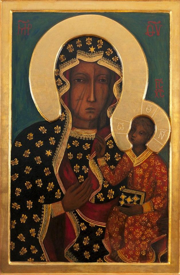 От океана до океана: Америка встречает Ченстоховскую икону Божией Матери
