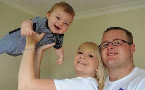 Малыш выжил после отключения системы жизнеобеспечения