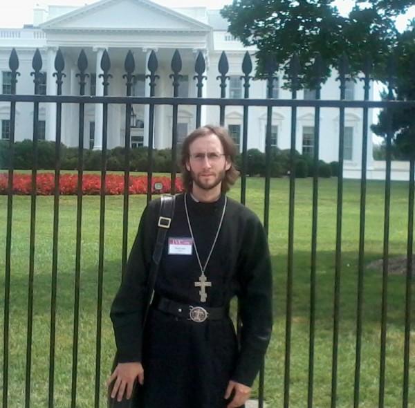 Вашингтон - моё фото