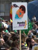 Мадрид: Испанцы вышли на улицы, чтобы защитить жизнь и материнство