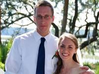 Майкл Глатц со своей женой. Фото с сайта americansfortruth.com