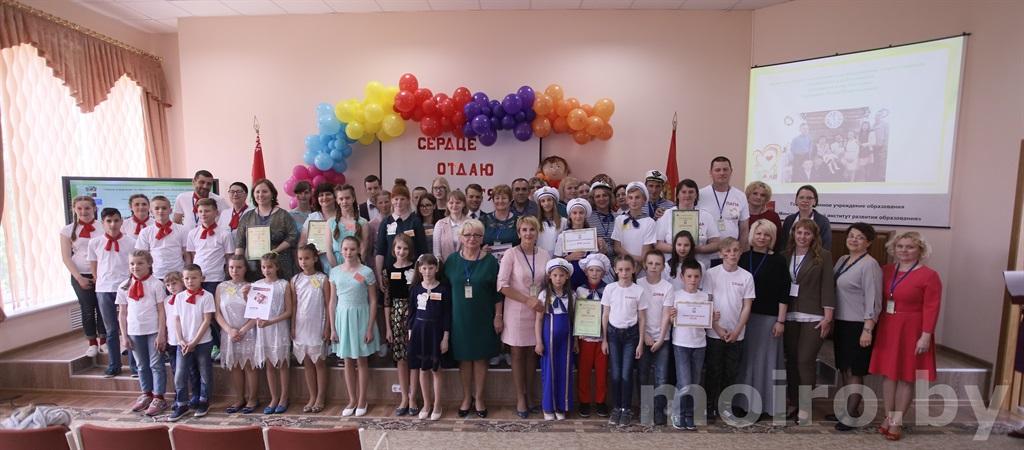 Фестиваль-форум замещающих семей состоялся в Минской области
