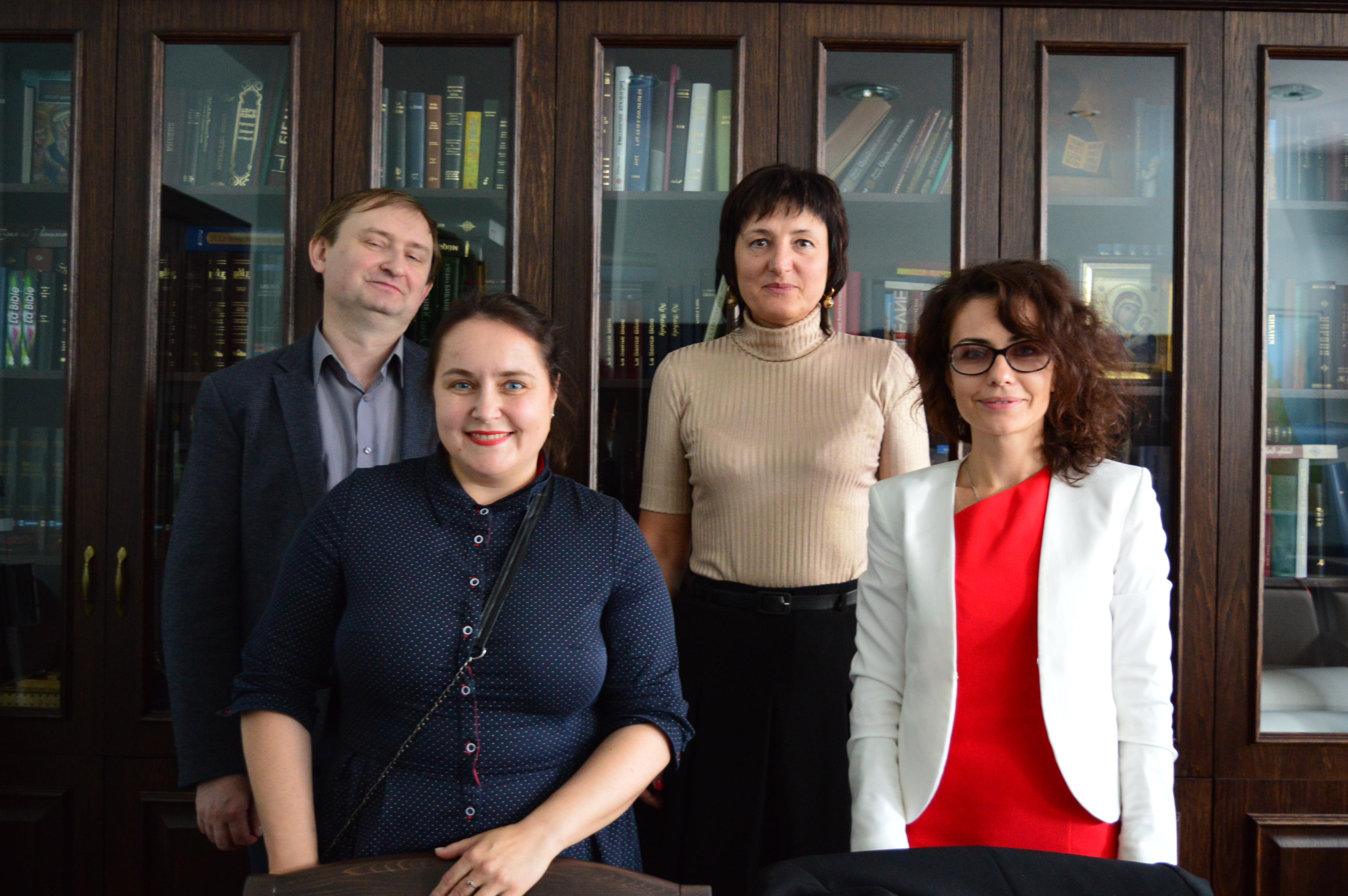 Лёгкая и Шостак ответили на  вопросы Синодальной комиссии по вопросам семьи