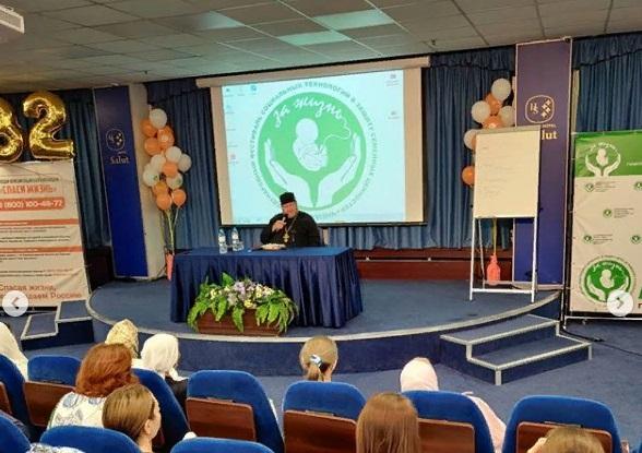 Олег Стеняев: В грехе аборта виноват кто угодно, но только не сама женщина