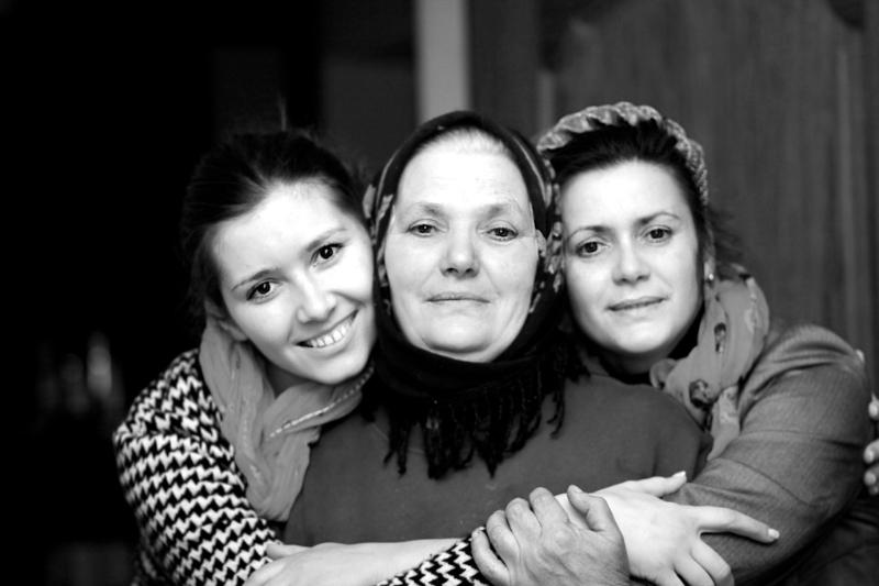 Зюзина Екатерина - Баба, мама, доча