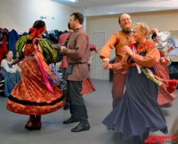 Православная молодёжь возрождает традиционные вечерки