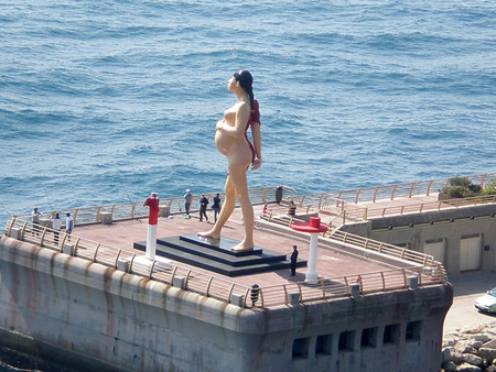 Памятники беременным женщинам, младенцам и нерожденным детям