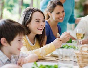 Семейные трапезы – лучшее лекарство