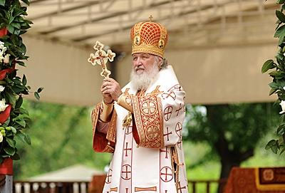 Патриарх Кирилл призвал бороться за сохранение традиционных ценностей