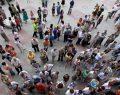 Численность населения Беларуси на 1 сентября составила 9 млн. 464,4 тыс. человек