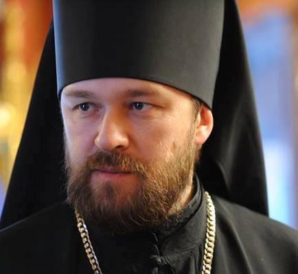 Митрополит Иларион: В Европе происходит целенаправленный демонтаж христианских ценностей