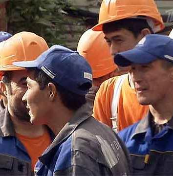 В Беларусь в 2013 году прибыли более 18 тыс. трудовых мигрантов