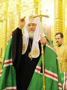 Патриарх Кирилл: Сегодня наша особая молитва о семьях. О том, чтобы в них рождались младенцы