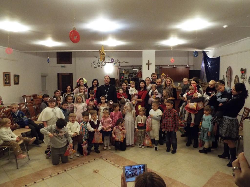 В Витебске организовали праздник для детей, которых могло не быть