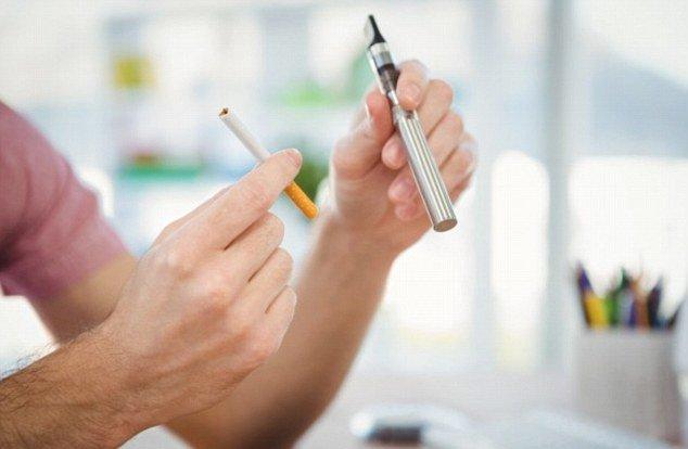 Ученые: электронные сигареты приводят к бесплодию