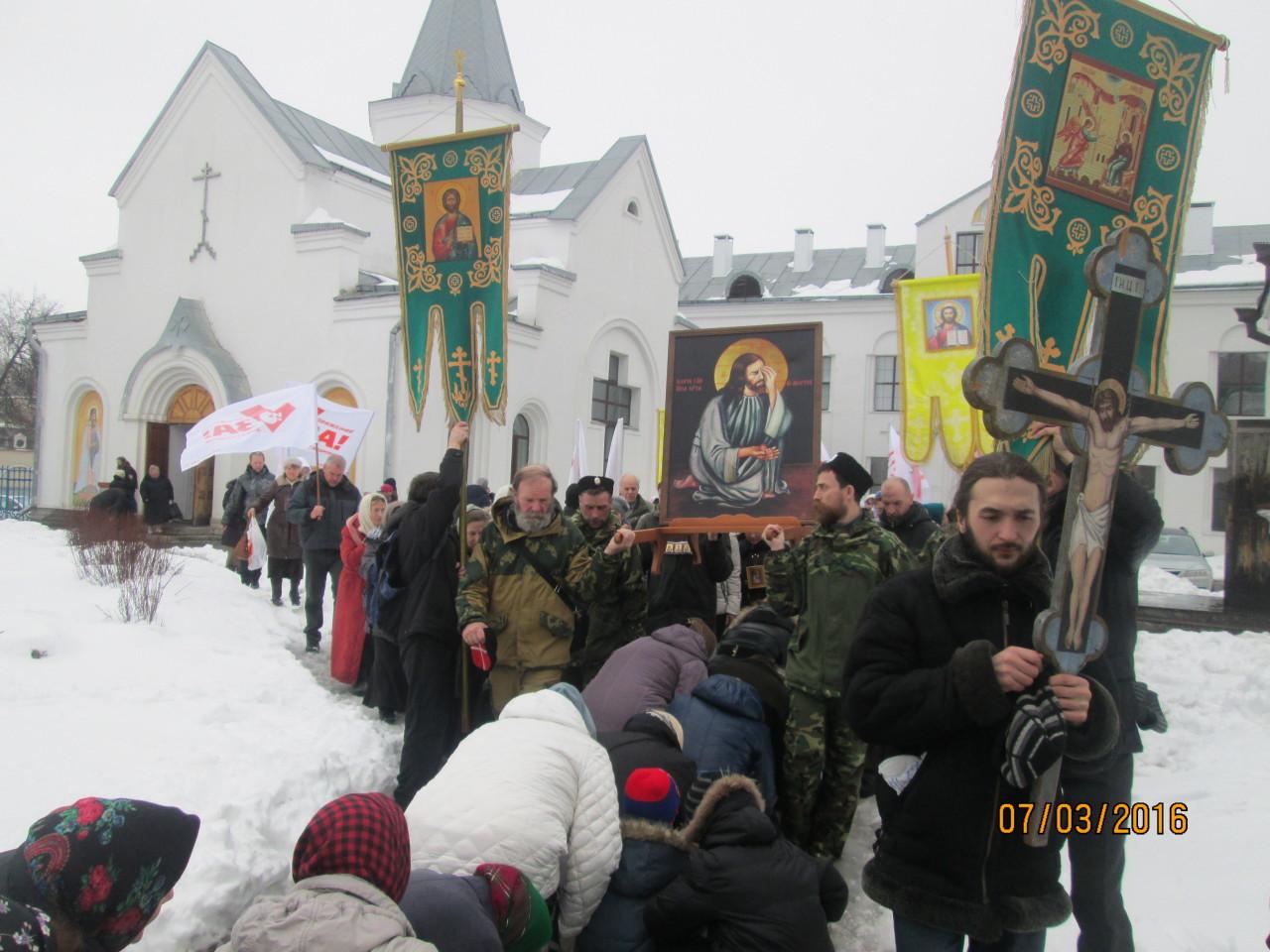 25 км в защиту жизни: ежегодная пролайф-акция прошла в Могилёве
