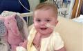 Британской девочке, рождённой с половиной сердца, исполнилось 2 года
