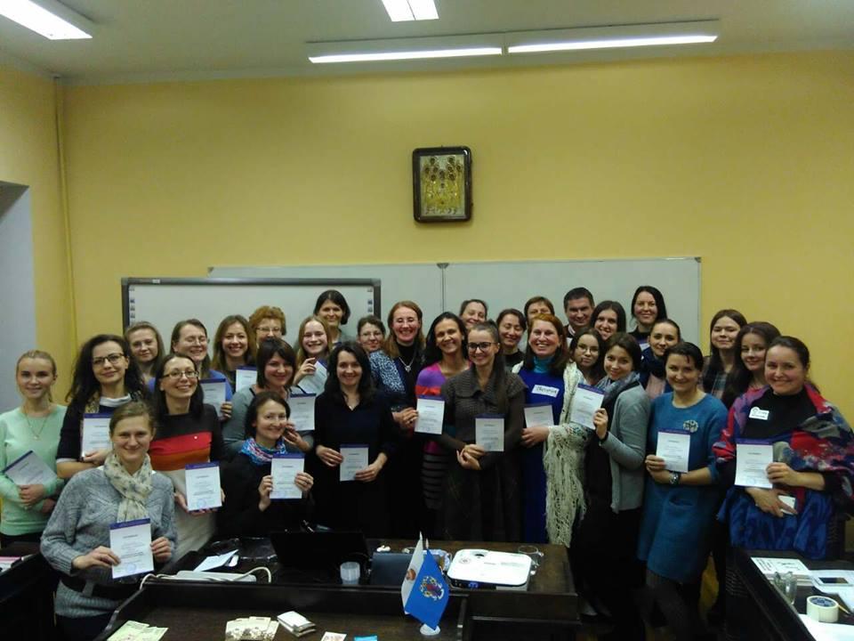 Ведущий московский перинатальный психолог Марина Чижова провела семинар по психопатологии в МинДА