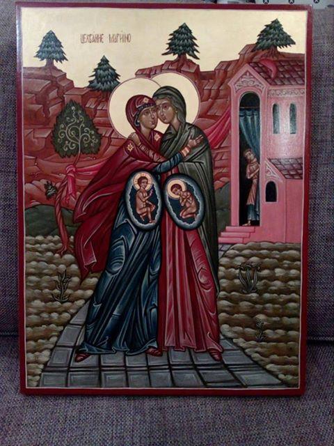 В Санкт-Петербурге впервые будут проведены богослужения уникального праздника — Целования Мариина