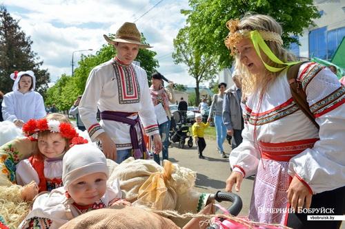 В Бобруйске состоится фестиваль «Счастье в детях»