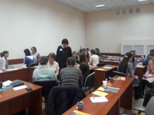 Завершился 5-й базовый семинар по обучению предабортному консультированию