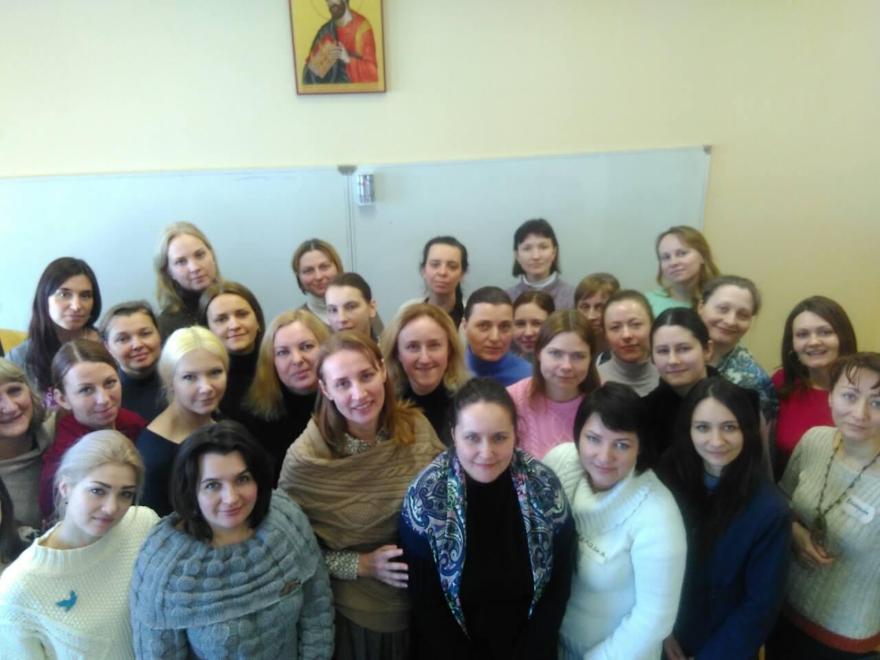 В Минске прошёл психологический семинар по потерям во время беременности и родов