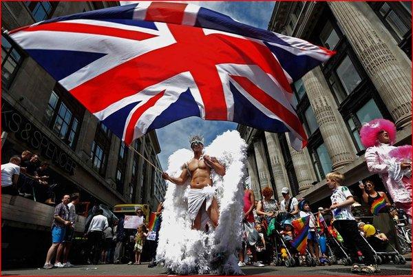 Как изменилась Британия после введения однополых браков