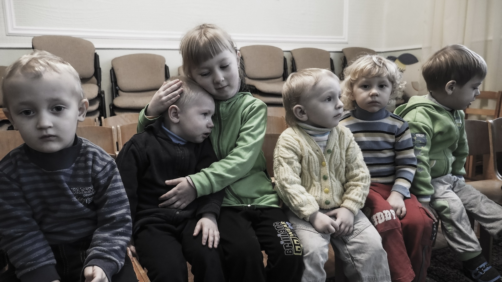 Дети Донбасса нуждаются в помощи