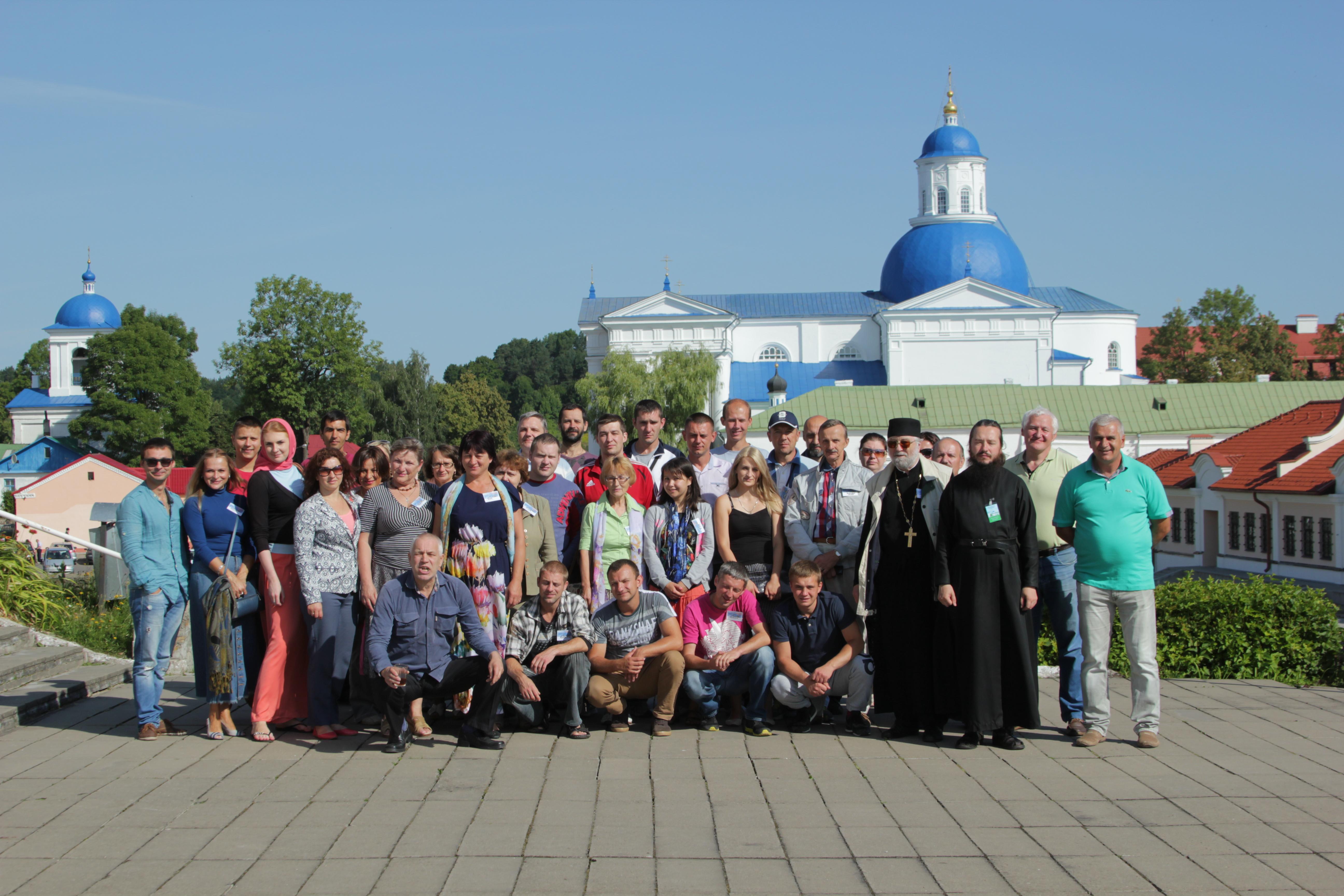 ХХ семинар для  (со)зависимых  и профессионалов помогающих профессий готовят в Жировичах