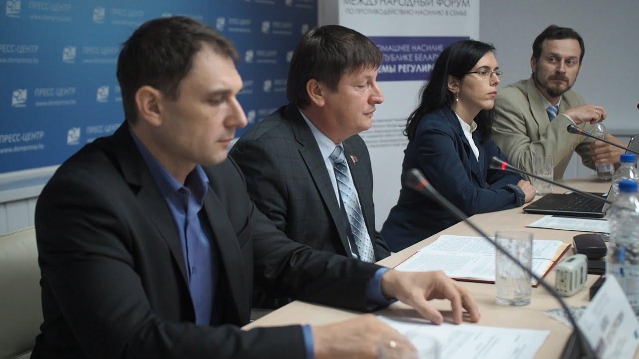 Игорь Марзалюк: Проект закона о противодействии домашнему насилию противоречит традиционным ценностям