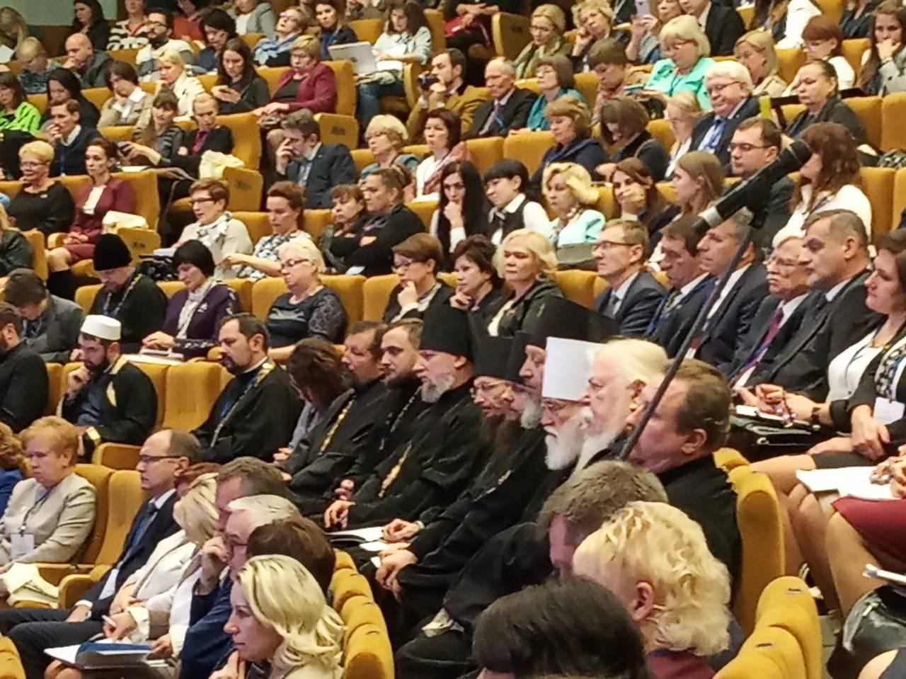"""Более 500 участников из разных стран мира принимают участие в форуме """"Святость материнства"""""""