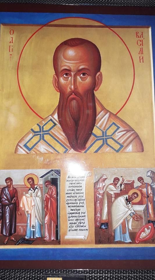 Святитель Василий Великий. Православная традиция защиты жизни