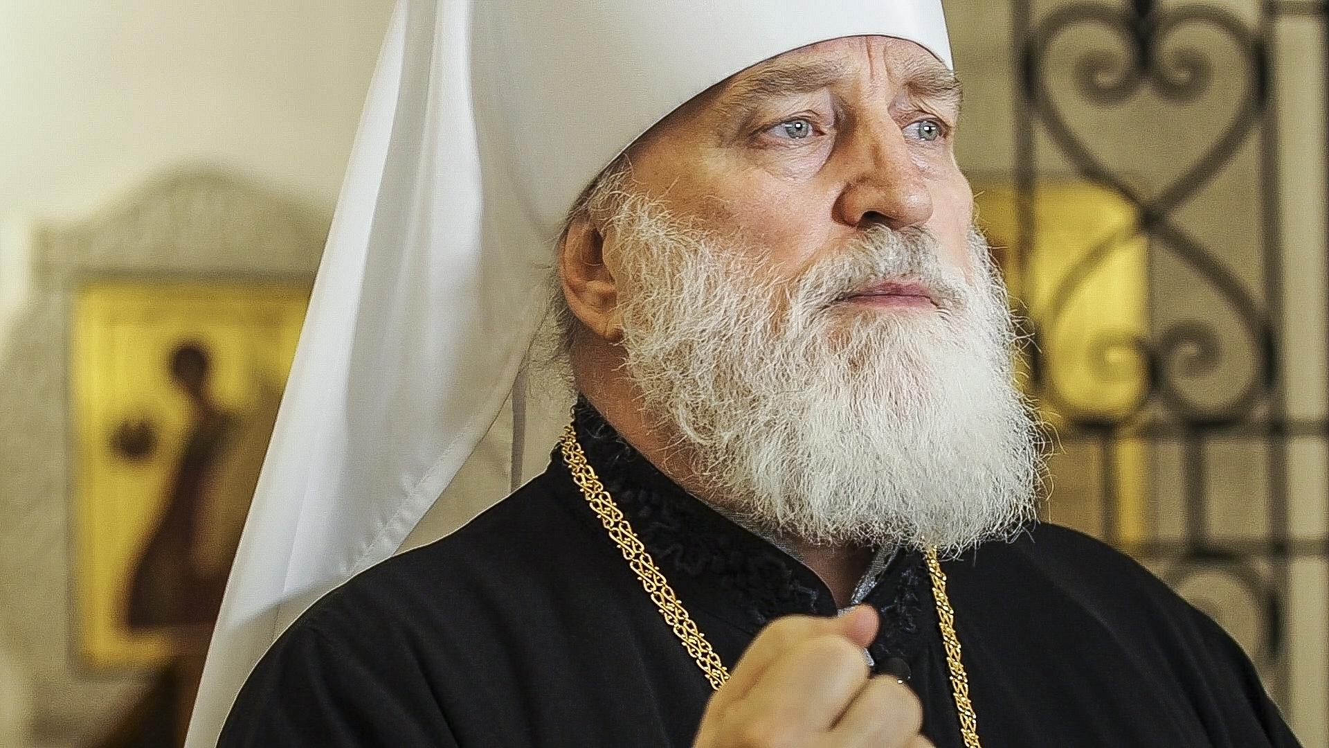 Митрополит Павел выразил соболезнования в связи с трагедией в Столбцах