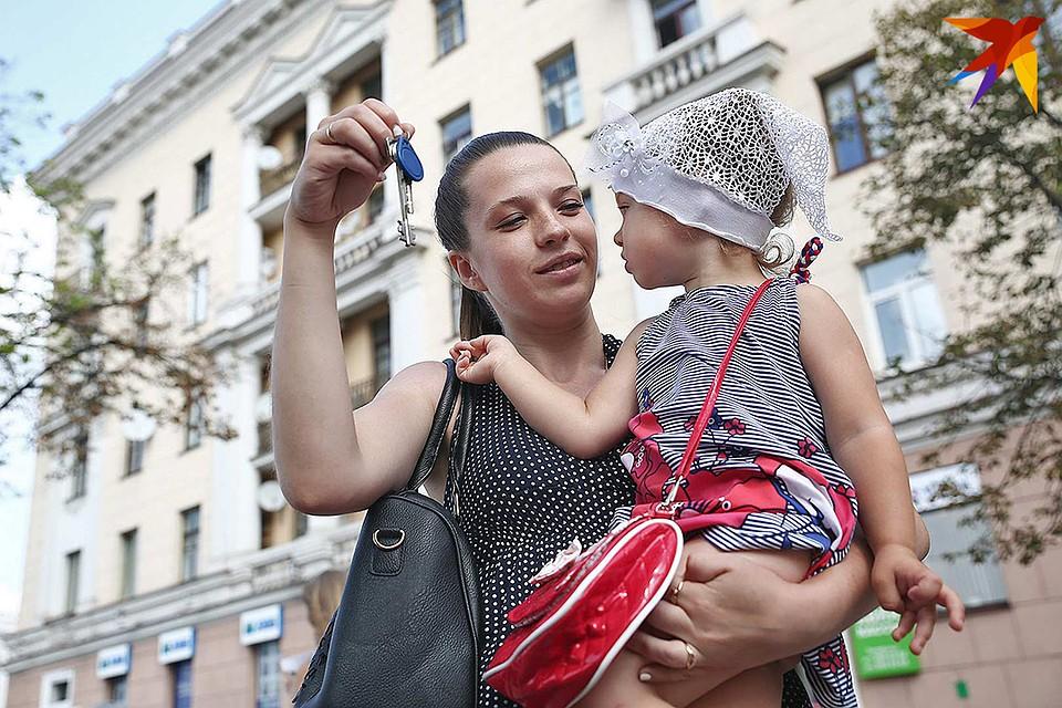 В 2019 году многодетным  на 70%  жилья больше