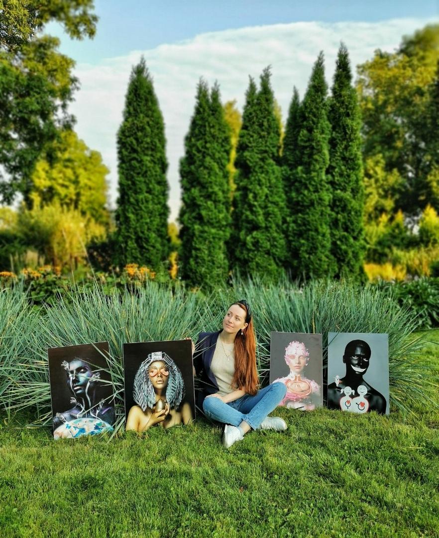 Креативный визажист из Витебска создаёт пролайф-образы, которые никого не оставят равнодушным