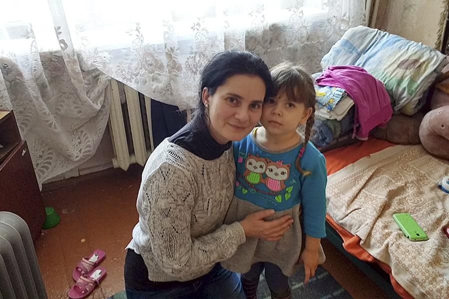 Пронзительный рассказ и фильм психолога и миссионера Марины Кравцовой о Донбассе «Не стреляй, солдат!»