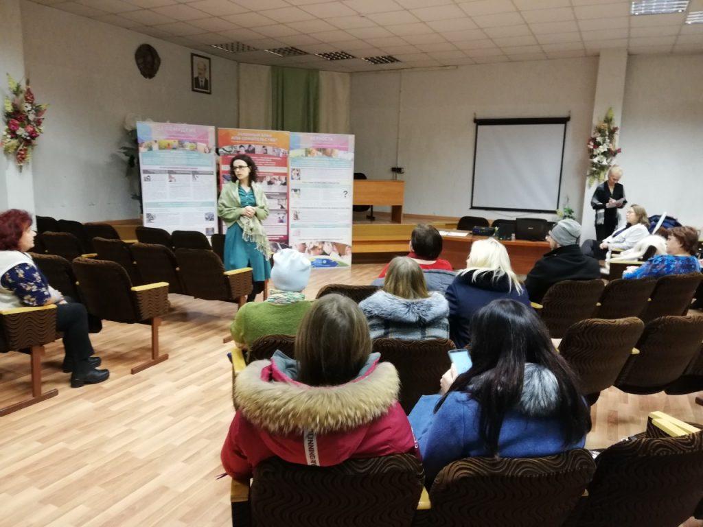 Сотрудники Синодальной комиссии по вопросам семьи принимают участие в проекте «Что такое хорошо»