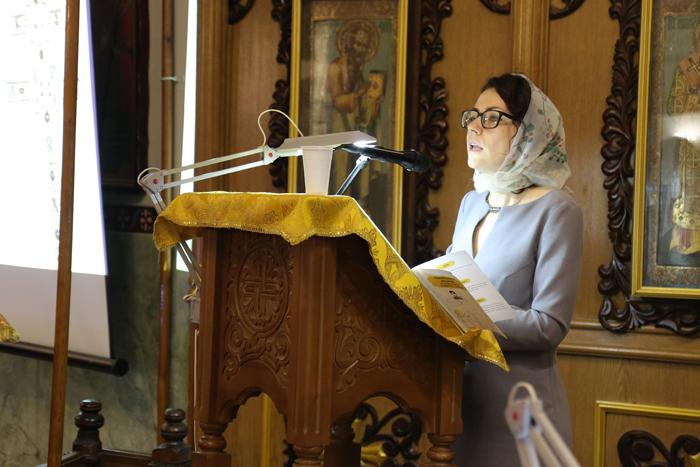 Ответственный секретарь Синодальной комиссии по вопросам семьи выступила перед священством и сестричествами Брестской епархии