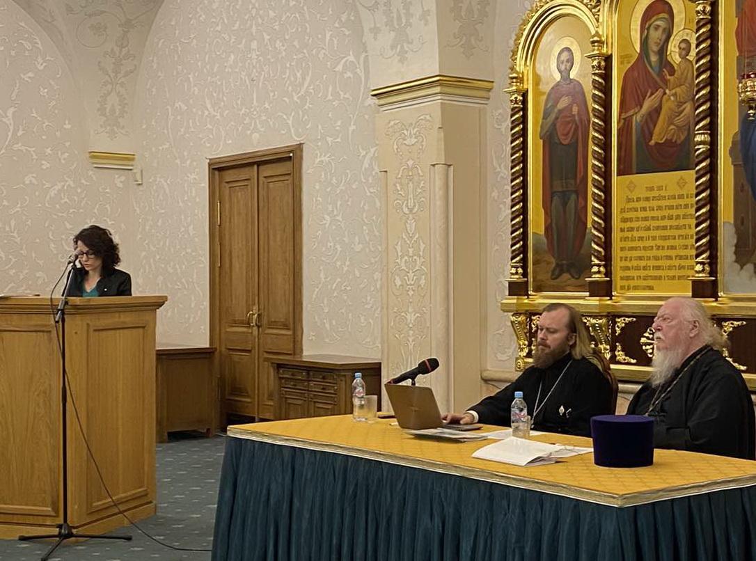 """Деятельность Синодальной комиссии по вопросам семьи нашла большой отклик у участников """"семейной"""" секции Рождественских чтений"""