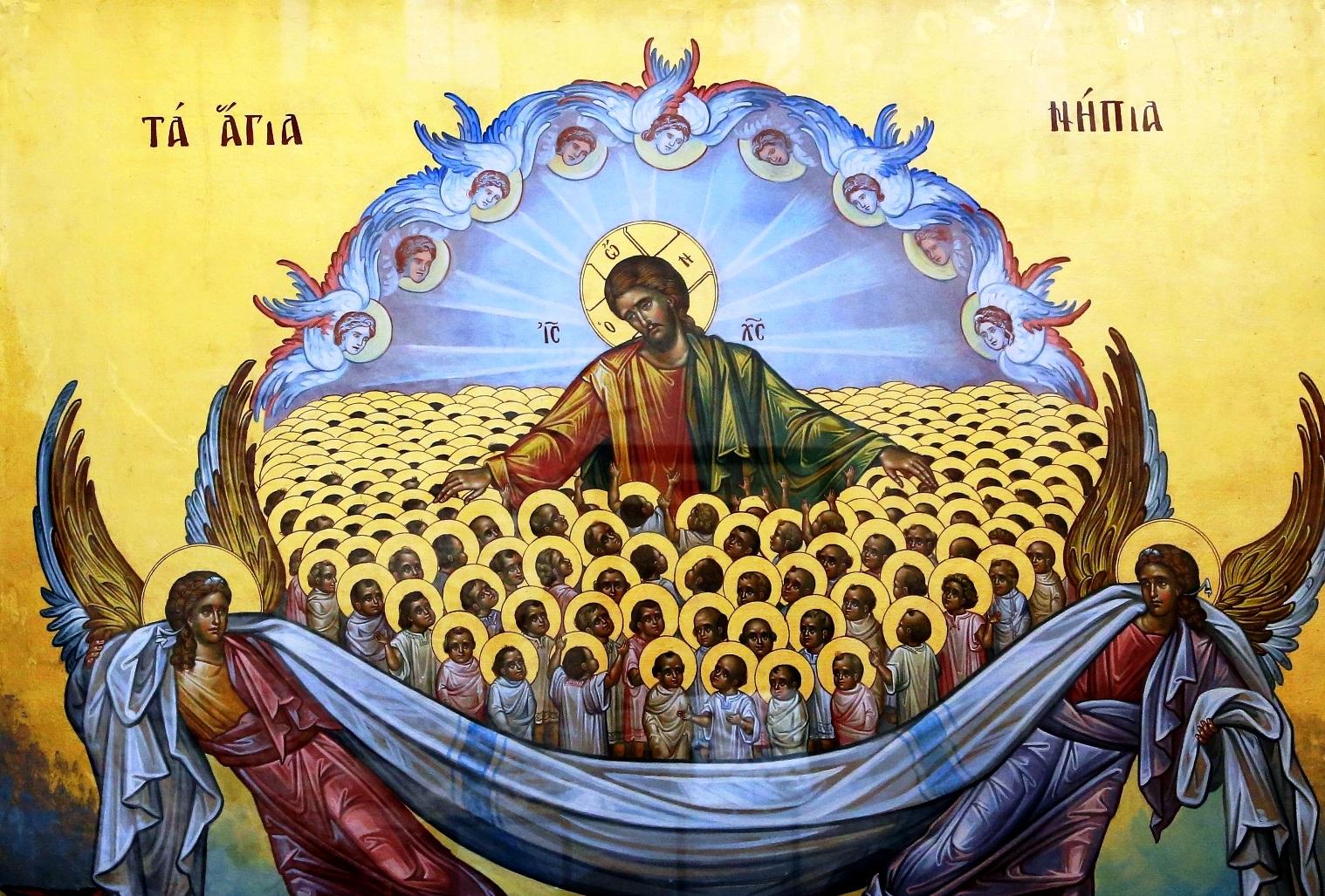 Протоиерей Димитрий Смирнов.Проповедь в день памяти Вифлеемских младенцев